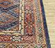 Jaipur Rugs - Hand Knotted Wool Red and Orange PKWL-7002 Area Rug Cornershot - RUG1079920