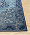 Jaipur Rugs - Hand Knotted Wool Blue PKWL-8002 Area Rug Cornershot - RUG1101152