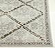 Jaipur Rugs - Hand Knotted Wool Blue PKWL-8006 Area Rug Cornershot - RUG1063633