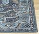 Jaipur Rugs - Hand Knotted Wool Blue PKWL-8023 Area Rug Cornershot - RUG1095027