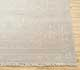 Jaipur Rugs - Hand Knotted Wool and Silk Grey and Black PKWS-473 Area Rug Cornershot - RUG1091186