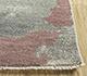 Jaipur Rugs - Hand Knotted Wool and Silk Grey and Black PKWS-484 Area Rug Cornershot - RUG1110920