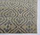 Jaipur Rugs - Hand Knotted Wool and Viscose Gold PKWV-12 Area Rug Cornershot - RUG1033783