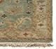 Jaipur Rugs - Hand Knotted Wool Green PSH-05 Area Rug Cornershot - RUG1040065