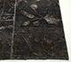Jaipur Rugs - Patchwork Wool and Silk Grey and Black PSK-952 Area Rug Cornershot - RUG1088672