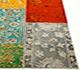 Jaipur Rugs - Patchwork Wool and Silk Multi PSK-952 Area Rug Cornershot - RUG1063209