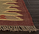 Jaipur Rugs - Flat Weave Jute Ivory PX-2109 Area Rug Cornershot - RUG1039328