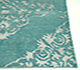 Jaipur Rugs - Hand Knotted Wool and Viscose Blue PX-2139 Area Rug Cornershot - RUG1040858