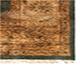 Jaipur Rugs - Hand Knotted Silk Green PX-908 Area Rug Cornershot - RUG1010505