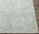 Jaipur Rugs - Hand Knotted Wool and Silk Ivory QM-702 Area Rug Cornershot - RUG1076142