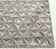 Jaipur Rugs - Hand Knotted Wool and Silk Ivory QM-703 Area Rug Cornershot - RUG1065457