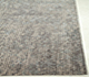 Jaipur Rugs - Hand Knotted Wool and Silk Grey and Black QM-709 Area Rug Cornershot - RUG1061835