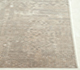 Jaipur Rugs - Hand Knotted Wool and Silk Ivory QM-716 Area Rug Cornershot - RUG1066079