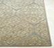 Jaipur Rugs - Hand Knotted Wool and Silk Blue QM-903 Area Rug Cornershot - RUG1066038
