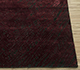 Jaipur Rugs - Hand Knotted Wool and Silk Green QM-951 Area Rug Cornershot - RUG1094532