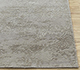 Jaipur Rugs - Hand Knotted Wool and Silk Grey and Black QM-959 Area Rug Cornershot - RUG1079803