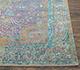 Jaipur Rugs - Hand Knotted Wool and Silk Multi QM-961 Area Rug Cornershot - RUG1075554