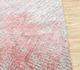 Jaipur Rugs - Hand Knotted Wool and Silk Blue QM-962 Area Rug Cornershot - RUG1097229