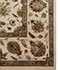 Jaipur Rugs - Hand Knotted Wool and Silk Ivory QNQ-03 Area Rug Cornershot - RUG1034369