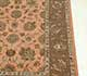 Jaipur Rugs - Hand Knotted Wool and Silk Red and Orange QNQ-03 Area Rug Cornershot - RUG1069331