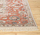 Jaipur Rugs - Hand Knotted Wool and Silk Ivory QNQ-09 Area Rug Cornershot - RUG1080012