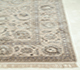 Jaipur Rugs - Hand Knotted Wool and Silk Ivory QNQ-21 Area Rug Cornershot - RUG1064331