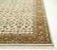 Jaipur Rugs - Hand Knotted Wool and Silk Ivory QNQ-41 Area Rug Cornershot - RUG1023397