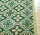 Jaipur Rugs - Flat Weaves Wool Green SDWL-52 Area Rug Cornershot - RUG1092062