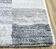 Jaipur Rugs - Hand Loom Wool and Viscose Blue SHWV-01 Area Rug Cornershot - RUG1099898
