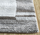 Jaipur Rugs - Hand Loom Wool and Viscose Ivory SHWV-03 Area Rug Cornershot - RUG1099927
