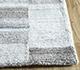 Jaipur Rugs - Hand Loom Wool and Viscose Ivory SHWV-04 Area Rug Cornershot - RUG1099928