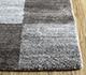 Jaipur Rugs - Hand Loom Wool and Viscose Beige and Brown SHWV-17 Area Rug Cornershot - RUG1099962