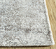 Jaipur Rugs - Hand Loom Wool and Viscose Ivory SHWV-29 Area Rug Cornershot - RUG1099946