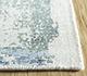 Jaipur Rugs - Hand Loom Wool and Viscose Blue SHWV-30 Area Rug Cornershot - RUG1099975