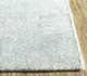 Jaipur Rugs - Hand Loom Wool and Viscose Ivory SHWV-45 Area Rug Cornershot - RUG1100044
