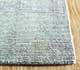 Jaipur Rugs - Hand Loom Wool and Viscose Grey and Black SHWV-47 Area Rug Cornershot - RUG1100046