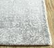 Jaipur Rugs - Hand Loom Wool and Viscose Ivory SHWV-50 Area Rug Cornershot - RUG1100047