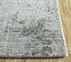 Jaipur Rugs - Hand Loom Wool and Viscose Grey and Black SHWV-53 Area Rug Cornershot - RUG1099939
