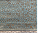 Jaipur Rugs - Hand Knotted Wool and Silk Blue SKRT-516 Area Rug Cornershot - RUG1028139