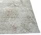 Jaipur Rugs - Hand Knotted Wool and Silk Grey and Black SKRT-913 Area Rug Cornershot - RUG1091129