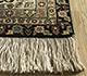 Jaipur Rugs - Hand Knotted Wool Beige and Brown SKWL-19 Area Rug Cornershot - RUG1097886
