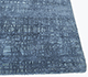 Jaipur Rugs - Hand Knotted Wool and Silk Blue SLA-510 Area Rug Cornershot - RUG1089043