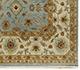 Jaipur Rugs - Hand Knotted Wool Blue SPR-01 Area Rug Cornershot - RUG1023545