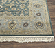 Jaipur Rugs - Hand Knotted Wool Blue SPR-04 Area Rug Cornershot - RUG1074715