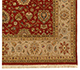 Jaipur Rugs - Hand Knotted Wool Red and Orange SPR-07 Area Rug Cornershot - RUG1024966
