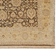 Jaipur Rugs - Hand Knotted Wool Beige and Brown SPR-07 Area Rug Cornershot - RUG1074955
