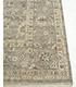 Jaipur Rugs - Hand Knotted Wool Grey and Black SPR-11 Area Rug Cornershot - RUG1081475