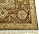 Jaipur Rugs - Hand Knotted Wool Beige and Brown SPR-17 Area Rug Cornershot - RUG1074968