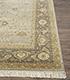 Jaipur Rugs - Hand Knotted Wool Green SPR-45 Area Rug Cornershot - RUG1074511