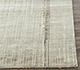 Jaipur Rugs - Hand Knotted Wool and Bamboo Silk Ivory SRB-701 Area Rug Cornershot - RUG1097210